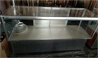 Lighted Glass commercial display case