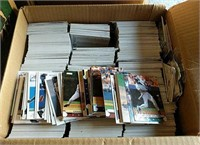 Early 2000's baseball cards
