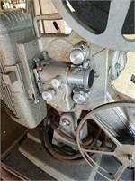 Keystone projector and film