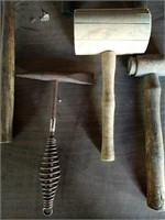 Mallets and hammers
