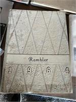 Arlington Rambler yearbooks