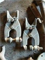 Random fasteners and metal pieces