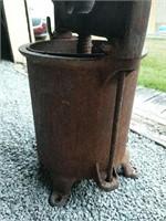 Enterprise cast iron press