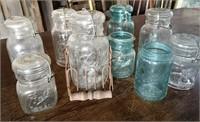 Bale top Ball jars