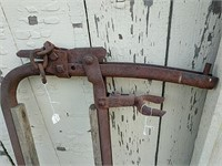 Cattle lock