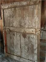 Rustic Barn door