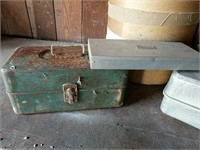 Tack and tool boxes