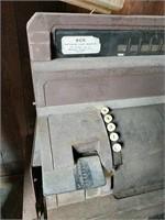 Electric National Cash Register