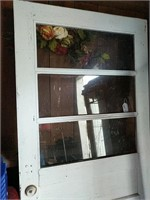 36 inch wood exterior door