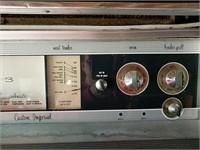 Frigidaire Custom Imperial range/oven