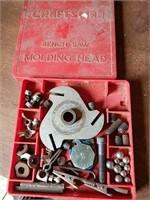 Bench saw molding kit