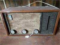 Admiral AM/FM tube radios