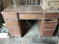 Veneer Wood desk
