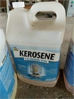 5+ gallons Kerosene