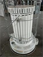 Nearly new DuraHeat kerosene heater