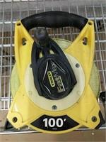 Stanley 100 foot tape measure