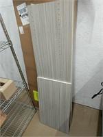 New wall mounted shelf