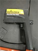 Fuel nozzle, caulk gun and power paint head