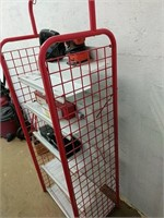 Metal Utility shelving