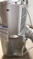 LG cooling and heating unit