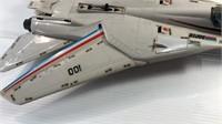 Vintage 1983 GI Joe Sky Striker Aircraft