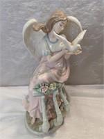 Angel Figurine & Assorted Knick Knacks
