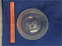 Vintage Cut Glass Bowls