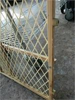 Baby/pet gate