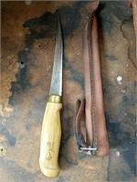 J Marttiini Finland Filet knives