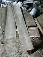 Church pews may be firewood