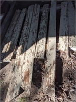 Salvage Barn wood for projects