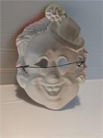 Vintage Clown Mask & Costume - In Walt Disney