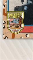 Topps Desert Storm Trading Cards & Other Desert