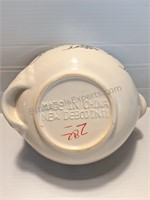 3 Ceramic Mixing/ Serving Bowls