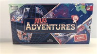 Atlas Adventure Board Game NIP