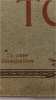 Vintage Postcard Books