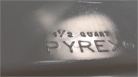 Pyrex & Other Assorted Split Divided 2 Section