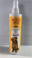 Pet Bed & Burt's Bees Itch Soothing Spray For