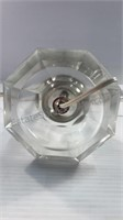 Vintage Glass Lamps - Works