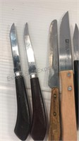 Stainless Steel Silverware & Other Assorted