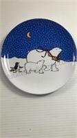 Polar Bear Pals 4 pc Kids Dinnerware Set
