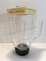 Vintage Osterizer Glaxie Blender - Works