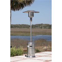 Fire Sense Stainless Steel Commercial Patio Heater