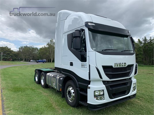 2020 Iveco Stralis 560 - Trucks for Sale