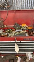 Craftsman Tool Box With Misc