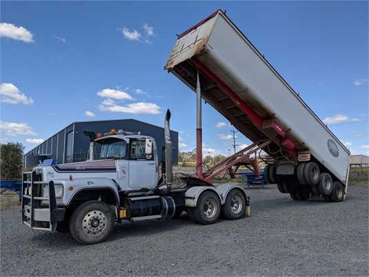 2005 Moore 36Ft X 6Ft Grain Tipper - Trailers for Sale