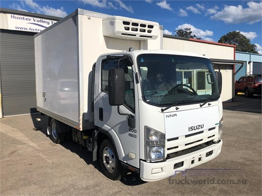2012 Isuzu NNR - Trucks for Sale