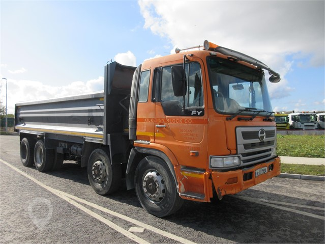 2004 HINO FY2P at TruckLocator.ie