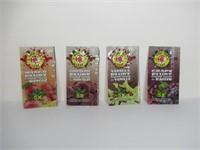 (8) High Tea Leaf 5-Pack Assorted Rolling Wraps