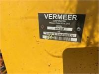 Vermeer 604 Super M Round Baler